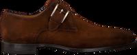 Cognacfarbene MAGNANNI Business Schuhe 19531 - medium
