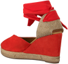 Rote UNISA Espadrilles CHUFY  - small