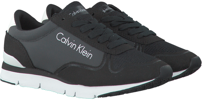 Black CALVIN KLEIN shoe TORI  - large