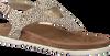 Beige MARUTI Sandalen BEAR HAIRON - small
