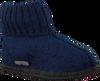 Blaue BERGSTEIN Hausschuhe COZY - small