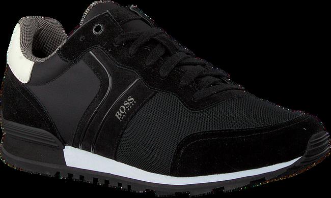 Schwarze BOSS Sneaker low PARKOUR RUNN NYMX  - large