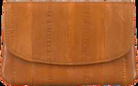 Cognacfarbene BECKSONDERGAARD Portemonnaie HANDY RAINBOW AW19  - medium