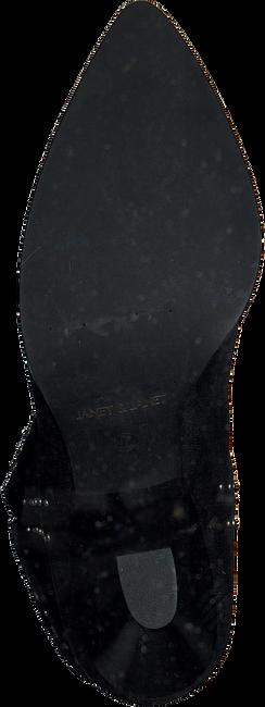 Schwarze JANET & JANET Stiefeletten 42310 - large