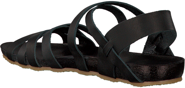 Schwarze RED RAG Sandalen 79160 - large