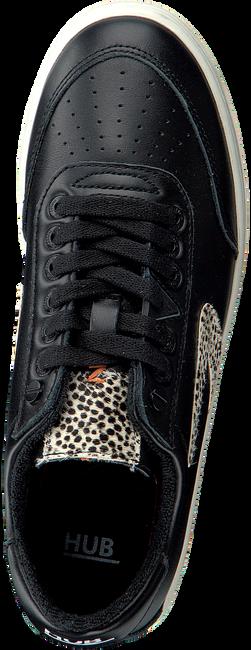 Schwarze HUB Sneaker low BASELINE-W  - large