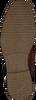 Cognacfarbene MAZZELTOV Schnürboots 11.1249.6424  - small