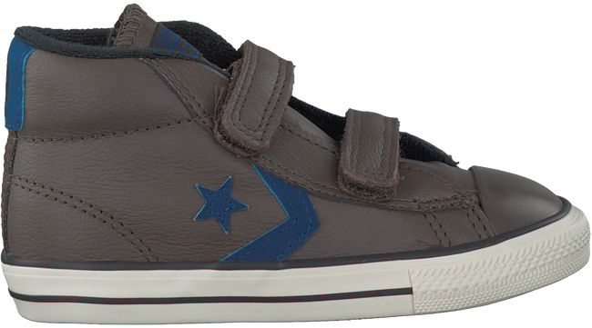 Braune CONVERSE Sneaker STAR PLAYER MID 2V - large