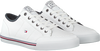 Weiße TOMMY HILFIGER Sneaker low CORE CORPORATE  - small