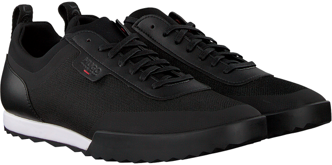 Schwarze HUGO BOSS Sneaker MATRIX LOWP MX - large
