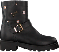 Schwarze PATRIZIA PEPE Biker Boots PJ579  - medium