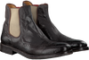 Braune GREVE Ankle Boots CABERNET CHELSEA - small
