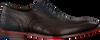 Braune FLORIS VAN BOMMEL Business Schuhe 19062  - small