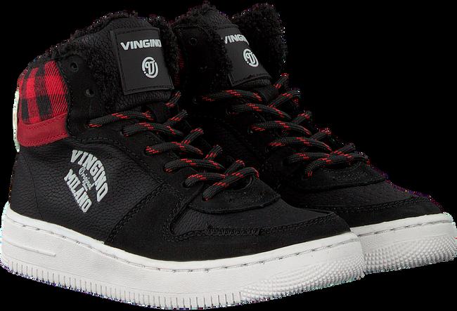 Schwarze VINGINO Sneaker ELIA MID  - large