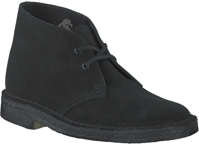Schwarze CLARKS Ankle Boots DESERT BOOT DAMES - large
