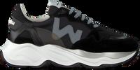 Schwarze WOMSH Sneaker low FUTURA  - medium