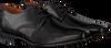 Schwarze VAN LIER Business Schuhe 1956500  - small