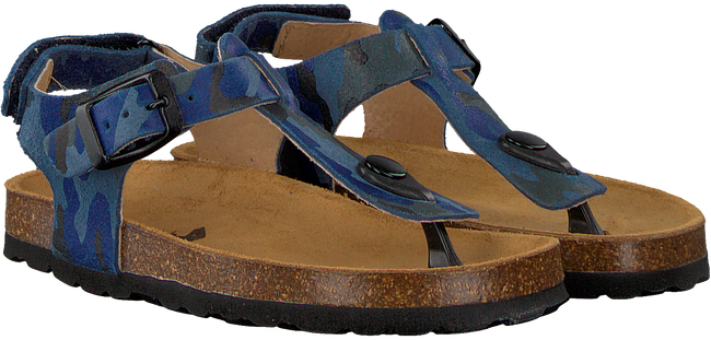 Blaue DEVELAB Sandalen 48179 - large