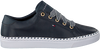 Blaue TOMMY HILFIGER Sneaker low NAUTICAL LACE UP  - small