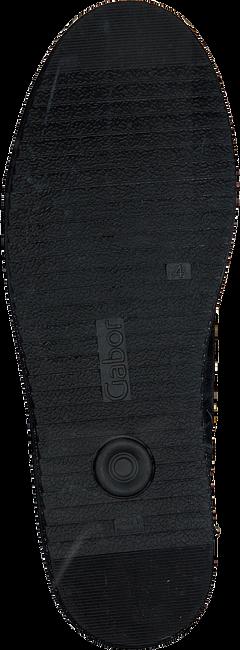 Schwarze GABOR Sneaker 518 - large