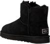 Schwarze UGG Winterstiefel MINI TURNLOCK BLING - small
