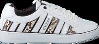 Weiße GUESS Sneaker low BOLIER  - medium