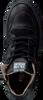Schwarze RED RAG Sneaker 15507 - small