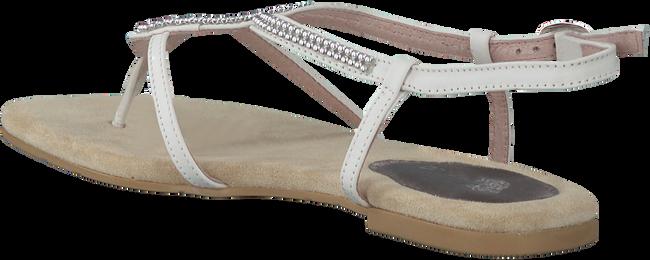 white MALUO shoe 4758  - large