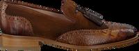 Cognacfarbene PERTINI Loafer 11975  - medium