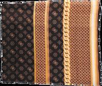 Camelfarbene GUESS Schal BLANE PRINTED SCARF  - medium