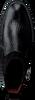 Schwarze HISPANITAS Stiefeletten HI87574 - small