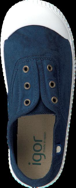 Blaue IGOR Sneaker BERRI  - large