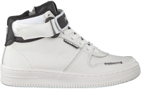 Weiße VINGINO Sneaker high ELIA MID  - medium
