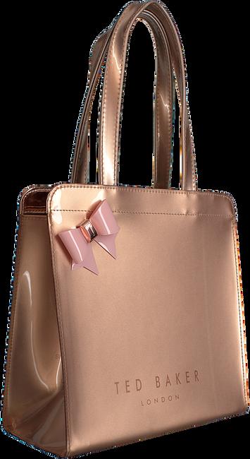 Roségoldene TED BAKER Handtasche CLEOCON - large