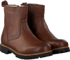Braune BLACKSTONE Ankle Boots OM63 - small
