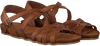 Cognacfarbene RED RAG Sandalen 79144  - small