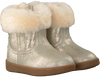 Goldfarbene UGG Winterstiefel JORIE II METALLIC  - small