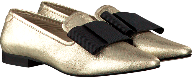 Goldfarbene TORAL Loafer TL10846 - large