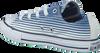 Blaue CONVERSE Sneaker CTAS STRIPE KIDS - small