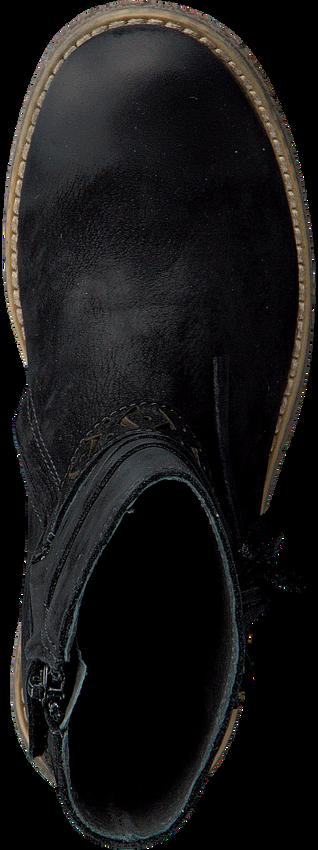 Schwarze GIGA Langschaftstiefel 8694 - larger