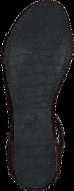 Braune FRED DE LA BRETONIERE Sandalen 170010033 - large