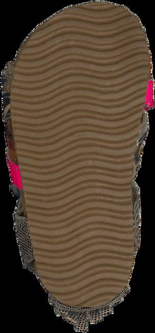 Goldfarbene SHOESME Sandalen BI8S088 - large