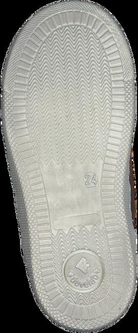 Cognacfarbene DEVELAB Sneaker 44217 - large