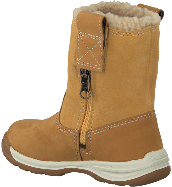 Camelfarbene TIMBERLAND Langschaftstiefel TIMBER TYKES - large