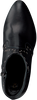 Schwarze OMODA Stiefeletten 7428 - small