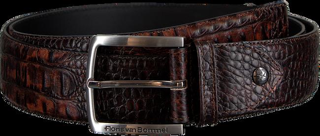 Braune FLORIS VAN BOMMEL Gürtel 75189 - large