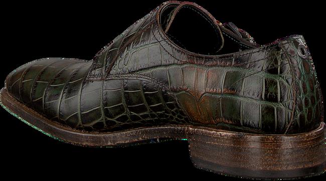 Grüne GIORGIO Business Schuhe HE974160  - large