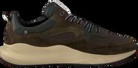 Grüne FLORIS VAN BOMMEL Sneaker low 16269  - medium