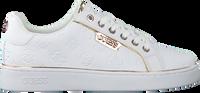 Weiße GUESS Sneaker low BANQ  - medium