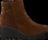 Cognacfarbene GABOR Hohe Stiefel 780.1  - small